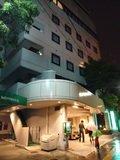 ホテル甲子園・夜の外観