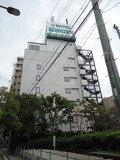 ホテル甲子園の外観