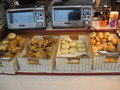 朝食バイキング(4種のパン)