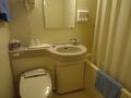 客室の浴室