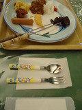 1Fのレストラン「ラ・ペーシュ」でのランチバイキング