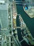 69階展望フロアからの眺望