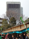浅草寺付近から見た外観