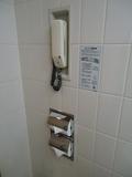 お手洗いの壁面