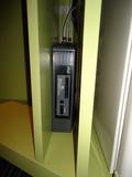 テレビカード挿入口