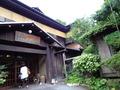 花小宿の外観(玄関)