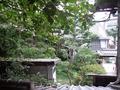 花小宿・納戸からの眺望