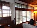 花小宿・居間の窓側