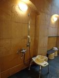 御所坊の半露天・半混浴式大浴場「金郷泉」