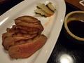 食事処「料膳 旬重」の夕食