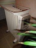 花小宿の浴室「カエデロ」・暖房器具