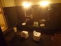 花小宿の浴室「カエデロ」洗い場