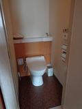 客室のトイレ(独立)