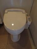客室のトイレ(浴室)