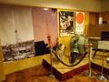 昭和のレトロな展示品