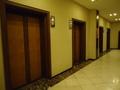 エレベーター、8基も!