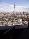 27F 仏蘭西料理 蒔絵からの眺望
