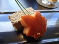 和食ダイニングレストラン「くりや せん」での昼食