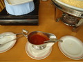 1Fレストラン「サンライズ」での朝食バイキング