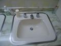 女子用の洗面台