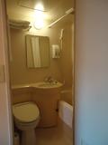 客室のトイレ&浴室