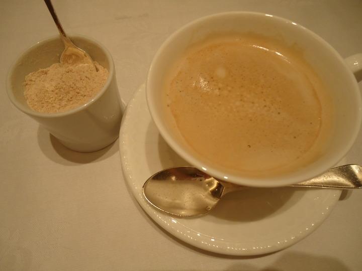 珈琲とお砂糖