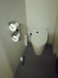 お部屋の中のトイレです