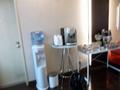 お水とコーヒーのセルフコーナー