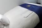大きめのベッドです