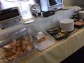 朝食バイキング風景8 洋食(パン)