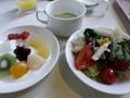 私の朝食2