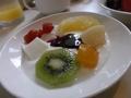 私の朝食2−1