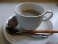 私の朝食 コーヒー