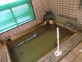 貸切風呂の風景です2