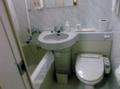 トイレとお風呂は一緒です