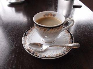 カフェレストランで 喫茶しました!