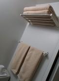 うれしいね。タオルは2枚ずつ!