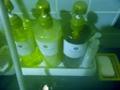 大浴場で使っているシャンプー達です