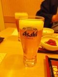 ビールは サッポロクラッシック!あれ?