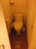 トイレはウオシュレット