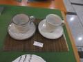 喫茶で使用していたカップも売っています
