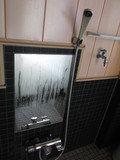 シャワー室です。