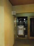 プール男子更衣室入口です