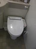 トイレは、ウオシュレット