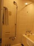 シャワーです。