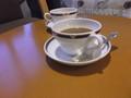 コーヒーカップは ウエッジウッド