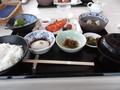 こちらが和食セットです
