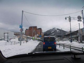 函館山が見えます!