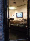 「安田書庫記念ギャラリー」の入口です