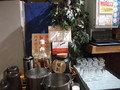 焼酎、ハイボール、日本酒もあり